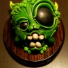 GOBBO - Skully Custom by Pepe