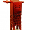 GUBBLA - 5&quot; Spruce Wood Toy by Pepe Hiller