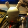 SHAPESHIFTER - blank 3 inch Dunny, no idea yet